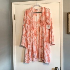 O'Neill bathing suit cover up